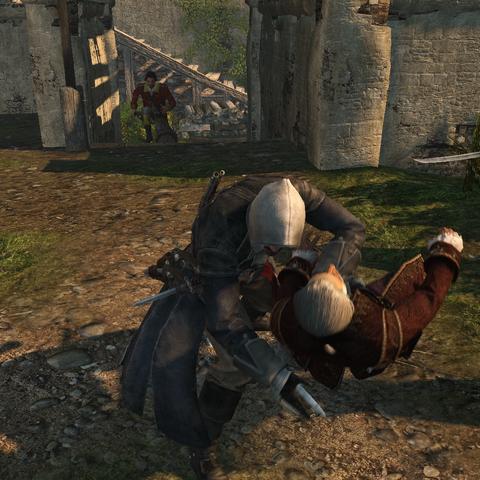 Shay assassinant Wardrop.
