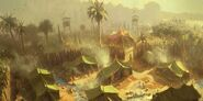 ACR Constantinople Camp Janissaires concept