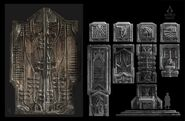ACU DK Porte Temple concept
