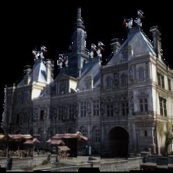ACU Hôtel de Ville BDA