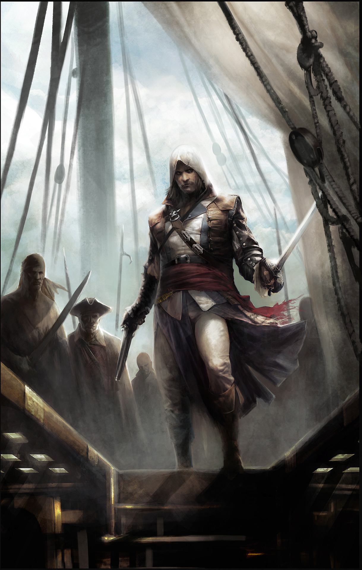 Edward Kenway Gallery Assassin S Creed Wiki Fandom