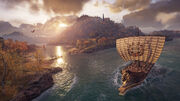 Sailing - Assassin's Creed Odyssey