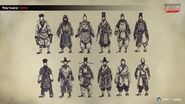 ACCC Wang Yangming Sketches Concept Art