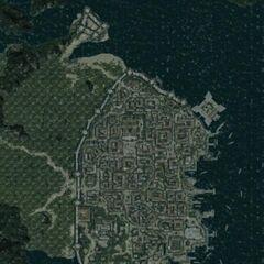 Carte de <b>La Havane</b>