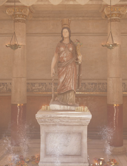 ACO Statue of Isis