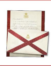 ACS Correspondance royale 7 BDA