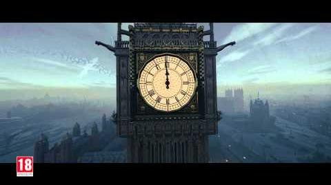Assassin's Creed Syndicate The Dreadful Crimes Trailer PS4