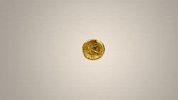 DTAE Gold Solidus of Theodosius I