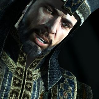 <b>Ezio</b> déguisé en Janissaire