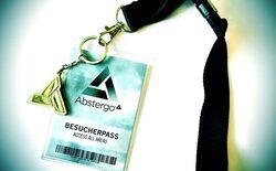 Lanyard Abstergo Berlin 2014