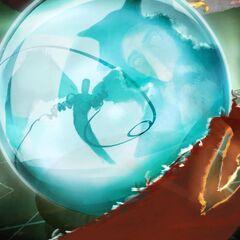 La <b>Boule de cristal</b> d'Edward Kelley