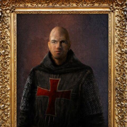 Portrait de <b>Robert de Sablé</b>