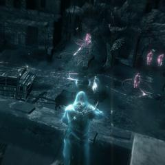 Ezio volgt Leandros