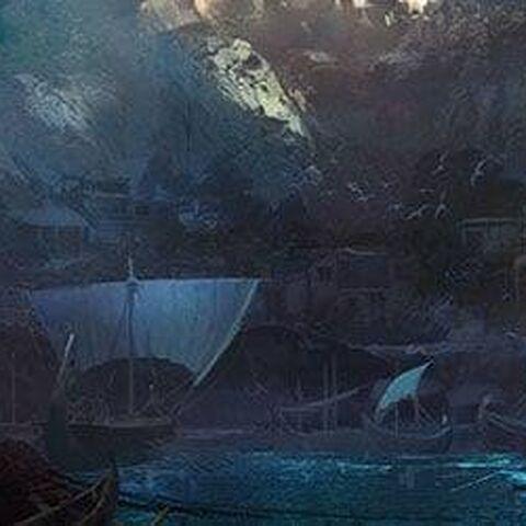 凯阿岛的原设图