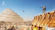 ACO Pyramid of Djoser Concept Art