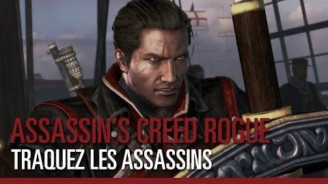 """Assassin's Creed Rogue - """"Traquez les Assassins"""""""