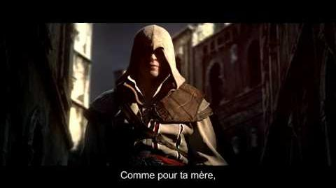 Première vidéo d'Assassin's Creed II