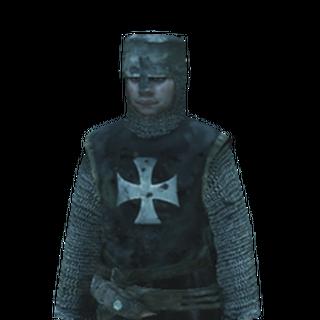 医院骑士团的中士