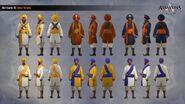 ACCI garde Sikh concept 05 variante couleurs