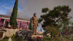 ACOD Statue of Dionysos