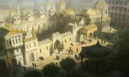 ACR Constantinople Quartier Impérial concept