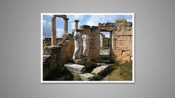 DTAE Cyrene - Possible Tomb of Battos