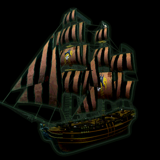 海盜女士 - 100000 塊錢