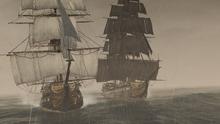 HMS Fearless e Royal Sovereign