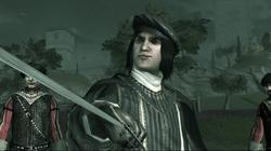 Templar - Vieri de Pazzi - Сonfronts Ezio by Monteriggioni
