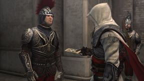 The Ezio Auditore Affair 2