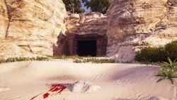 ACOD Alkaios Tomb entrace