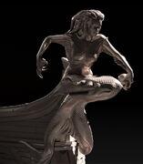 ACOD Mermaid Figurehead 3D Model 1