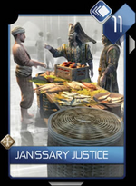 ACR Janissary Justice