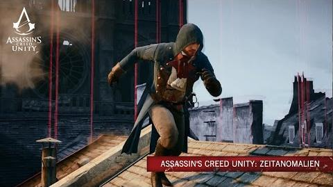 Assassin's Creed Unity Zeitanomalien DE