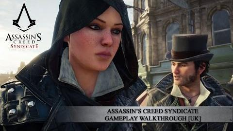Assassin's Creed Syndicate Gameplay Walkthrough UK