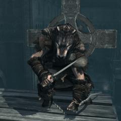 Un Adepte tentant de ralentir Ezio