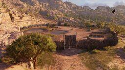 ACO Camp romain de Surus