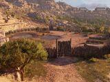 Camp romain de Surus