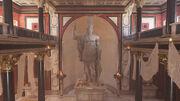 ACO Mars Statue