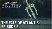 Assassin's Creed Odyssey The Fate of Atlantis Episode 3 Ubisoft NA