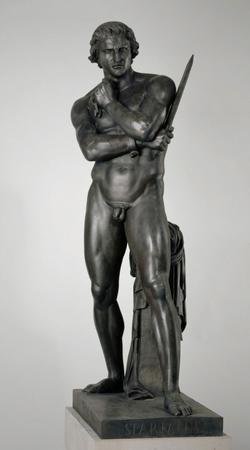 DTAE Statue of Spartacus