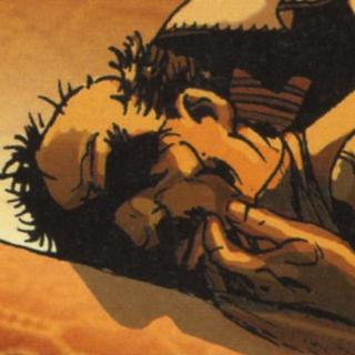 Bachir Al-Djallil découvrant le corps d'Izmir