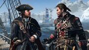 Shay and Haytham