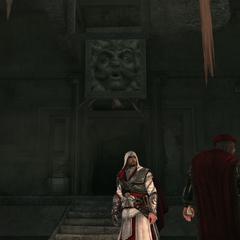 神庙的第二殿