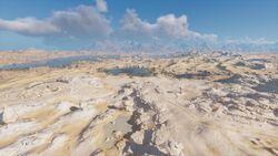 ACO White Desert Oasis