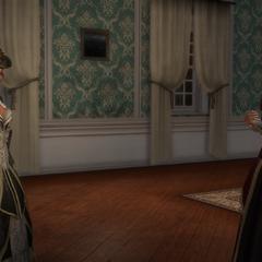 玛德琳的真实身份被艾弗琳发现