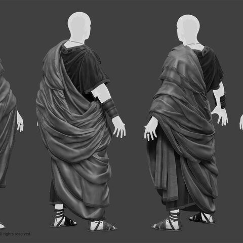 Sculpts of Brutus