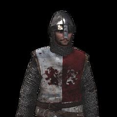 Un sergent Croisé