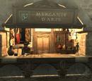 Art merchants