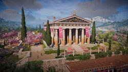 ACOD Korinth Temple of Apollo